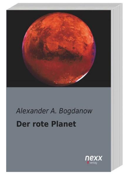0007_Alexander A. Bogdanow_Der rote Planet