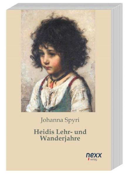 0244_Johanna Spyri_Heidis Lehr- und Wanderjahre - 2. Auflage
