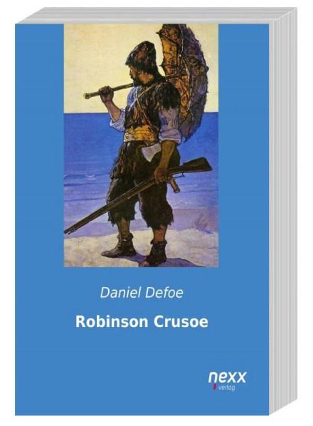 0154_Daniel Defoe_Robinson Crusoe