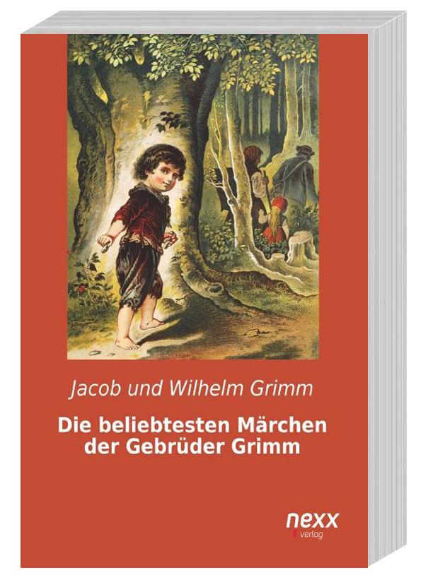 Die beliebtesten Märchen der Gebrüder Grimm